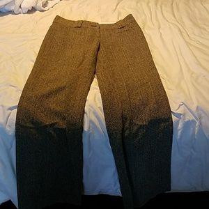 EUC tweed pants